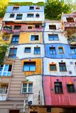 Vienna - Hundertwasser Haus Royalty Free Stock Image