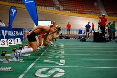 Vienna Indoor Classic 2010 Royalty Free Stock Image