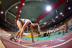 Vienna Indoor Classic 2010 Stock Images
