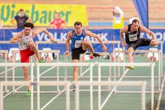 Vienna Indoor Classic 2013 Royalty Free Stock Image
