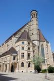 Vienna - Minoriten gothic church Royalty Free Stock Images