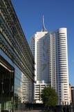 Vienna modern architecture Stock Images