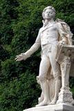 Vienna - Mozart Stock Image