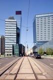 Vienna. Municipal landscape Royalty Free Stock Photos