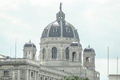 Vienna, museo di Kunsthistorisches Fotografie Stock