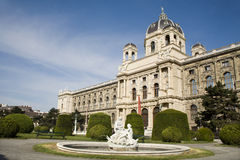 Vienna - Museum of history of art Royalty Free Stock Images