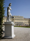 Vienna - mythology statue - Schonbrunn Royalty Free Stock Images