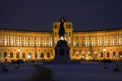 Vienna - national library Stock Photos