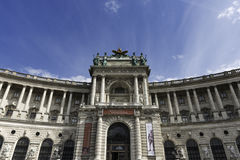 Vienna National Library Stock Images