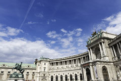 Vienna National Library Royalty Free Stock Image
