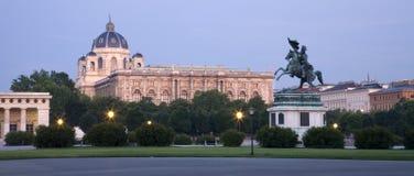 Vienna - Nature history museum Stock Photography