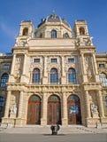 Vienna - The Nature history museum (Naturhistorisches Museum) Stock Photos
