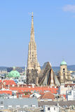 Vienna Old Town Royalty Free Stock Photo