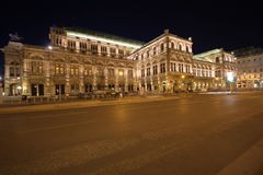 Vienna opera Stock Photo