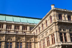 Vienna Opera House Royalty Free Stock Images