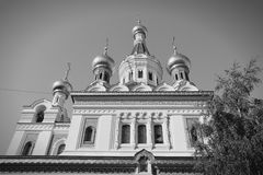 Vienna Orthodox Cathedral Stock Photos