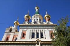 Vienna - Orthodox church Royalty Free Stock Photos