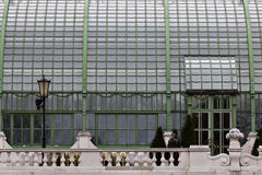 Vienna Palmenhaus Stock Photography