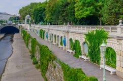Vienna park Stock Image
