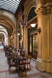 Vienna, Passage Ferstel Royalty Free Stock Images