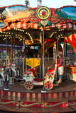 Vienna, Prater, carousel Royalty Free Stock Images