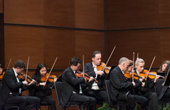 Vienna  Radio Symphony Orchestra Stock Photography