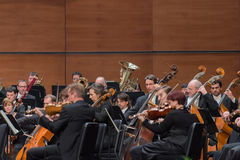 Vienna  Radio Symphony Orchestra. 30.Nov.2013, Vienna Radio Symphony Orchestra in Chongqing Royalty Free Stock Images
