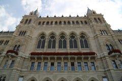 Vienna Rathaus Royalty Free Stock Photography