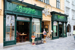 Vienna restaurant Royalty Free Stock Images
