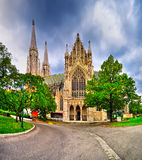 The Vienna Royal Palace in Austria Stock Photo