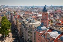 Vienna's district Royalty Free Stock Photos