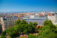 Vienna's houses Stock Photos