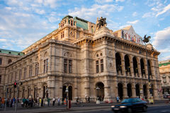 Vienna's State Opera Royalty Free Stock Photos