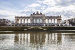 Vienna Schönbrunn Stock Images