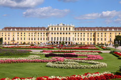 Vienna - Schoenbrunn Stock Photos