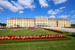 Vienna - Schonbrunn Royalty Free Stock Image