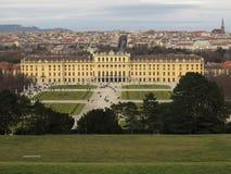 Vienna Schonbrunn castle, Austria Royalty Free Stock Photos