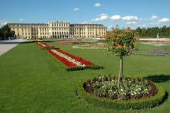 Vienna, Schonbrunn Palace Stock Images