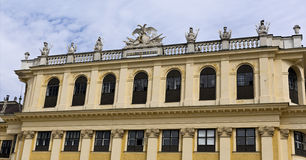 Vienna Schonbrunn Palace Royalty Free Stock Photography