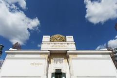 Vienna Secession Stock Photos