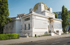 Vienna Secession Stock Images