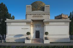 The Vienna Secession. Vienna, Austria Royalty Free Stock Photos