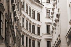 Vienna sepia Royalty Free Stock Photography