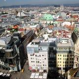 Vienna Skyline Royalty Free Stock Image