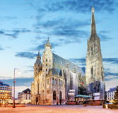 Vienna - St. Stephan cathedral, Austria, Wien Royalty Free Stock Photography