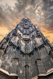 Vienna - st. Stephen cathedral or Staphensdom Royalty Free Stock Photography