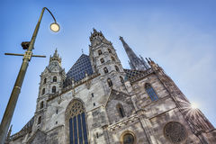 Vienna St. Stephens Cathedral Royalty Free Stock Image