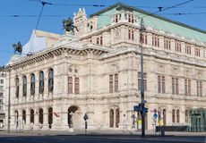 Vienna State Opera Royalty Free Stock Photography