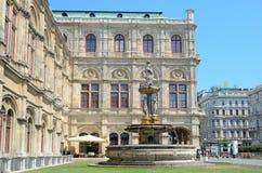 Vienna State Opera Stock Images