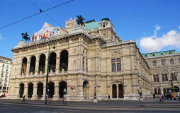 Vienna State Opera, Austria Royalty Free Stock Photo